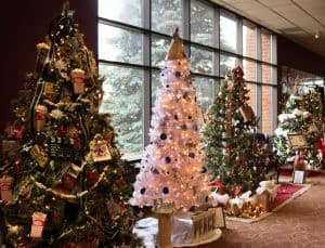 Festival of Trees – Public Hours @ Union Colony Civic Center