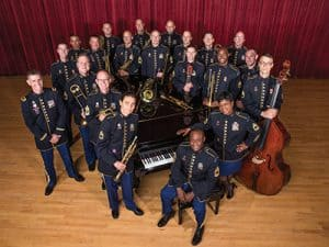 Jazz Ambassadors of the U.S. Army Field Band @ Union Colony Civic Center