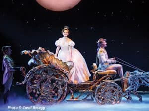 Rodgers + Hammerstein's Cinderella @ Union Colony Civic Center