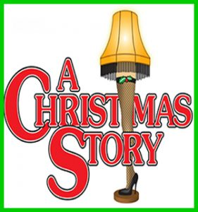 "The Stampede Troupe presents ""A Christmas Story"" @ Hensel Phelps Theater 